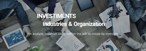INVESTIMENTOS Industrias e Organização
