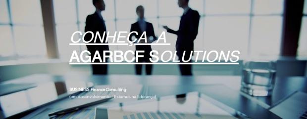 Conheça a AGARBCF SOLUTIONS